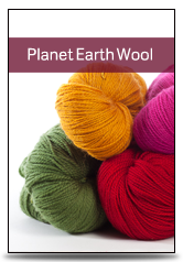Planet Earth Merino Wool