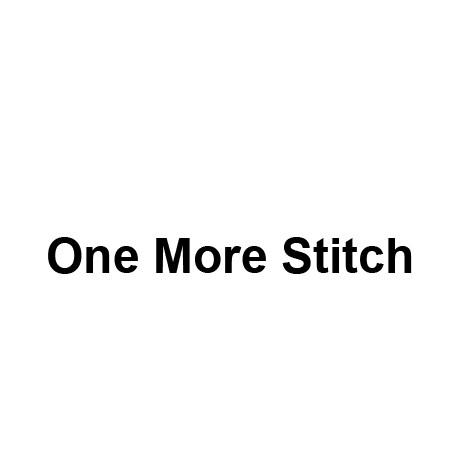 One More Stitch