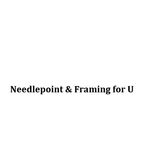 Needlepoints and Framing 4U
