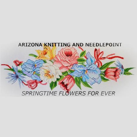 Arizona Knit and Needlepoint