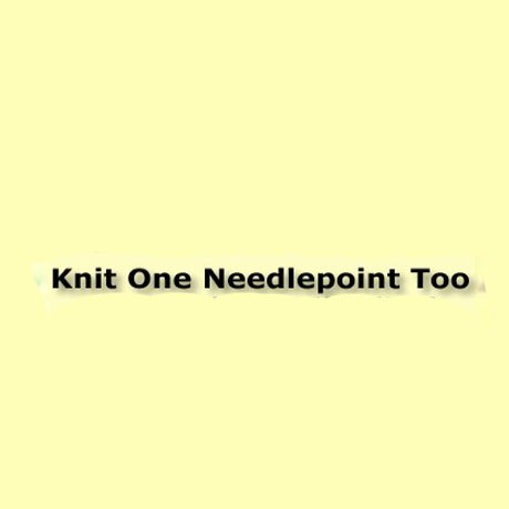 Knit One Needlepoint Too