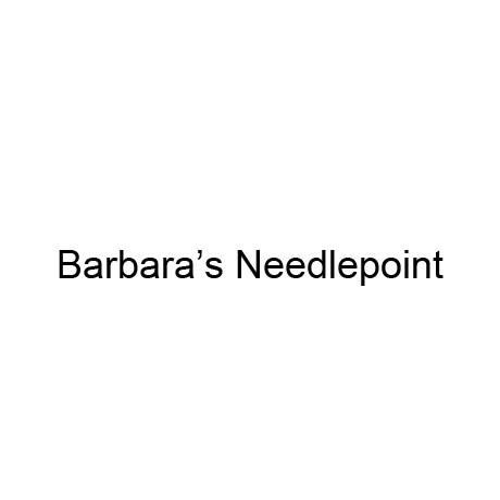 Barbara's Needlepoint