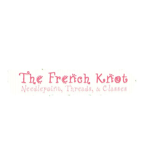 French Knot Needlepoint