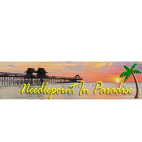 Needlepoint in Paradise