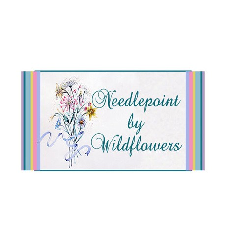 Needlepoint by Wildflower