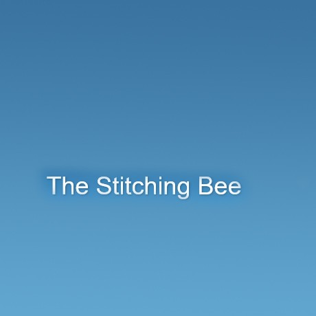 The Stitching Bee
