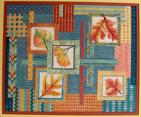 Terry Dryden Needlework Designs